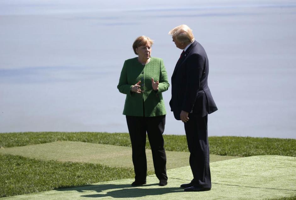 EU will act against U.S. tariffs on steel, aluminum