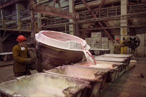 Rusal's Strong Finish Leads to Doubled Profits in 2016