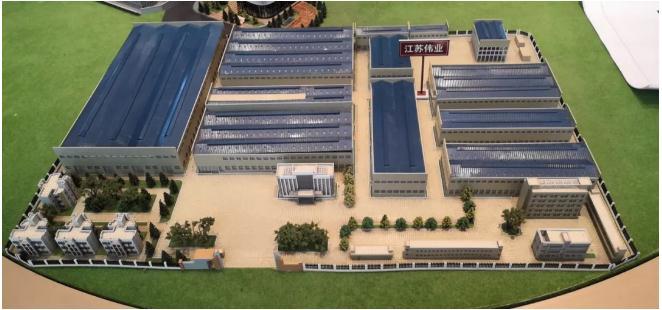 不一樣的年齡,一樣的百年偉業夢,歡慶廣東偉業集團江蘇建廠20周年