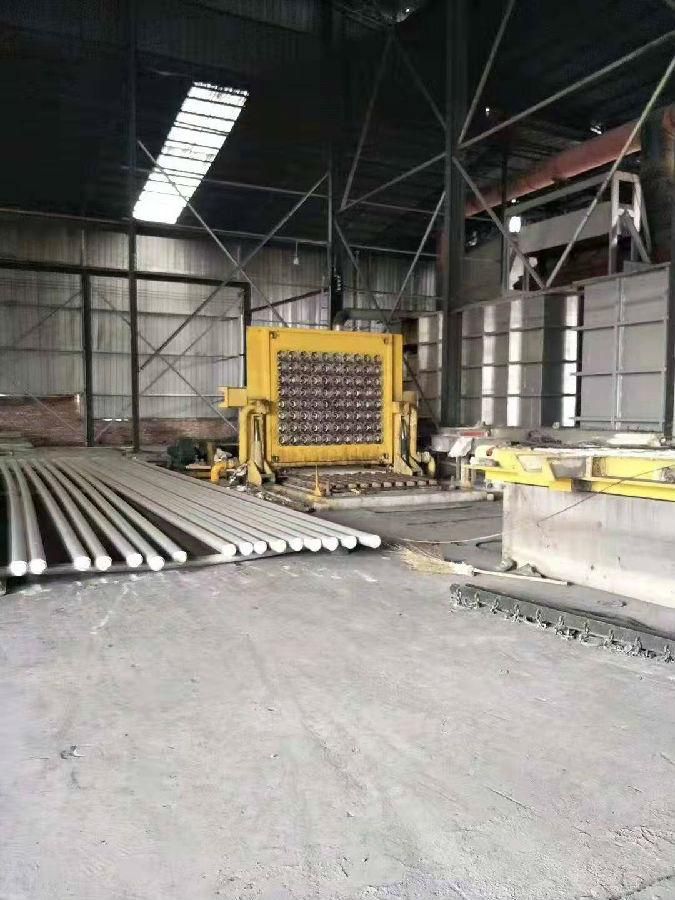 【出租】雙峰偉祥新材料有限公司低價出租兩套30噸熔鋁爐
