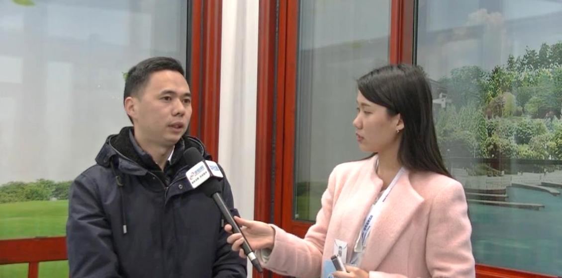 2016门窗幕墙展:中铝网专访福建奋安集团