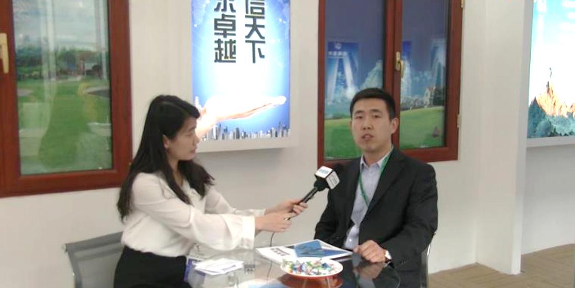 第五屆中國(臨朐)家居門窗展:新昌鋁業