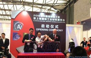 2016中国国际铝工业展开幕式