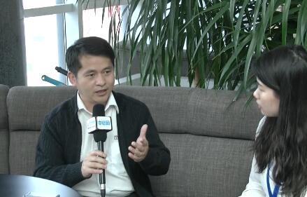 铝模板发展联盟会议中铝网专访中国脚手架协会副秘书长杨波