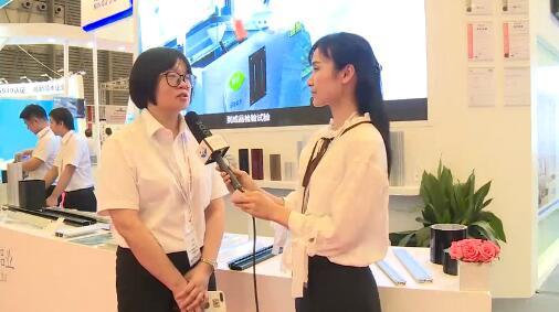 2018中国国际铝工业展:专访铭德铝业