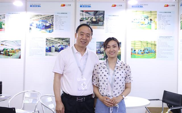 2019中國國際鋁工業展:專訪東方機械