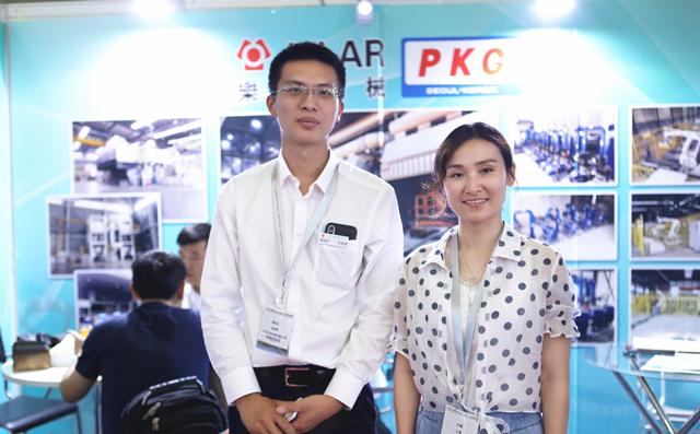 2019中国国际铝工业展:专访乐益机械
